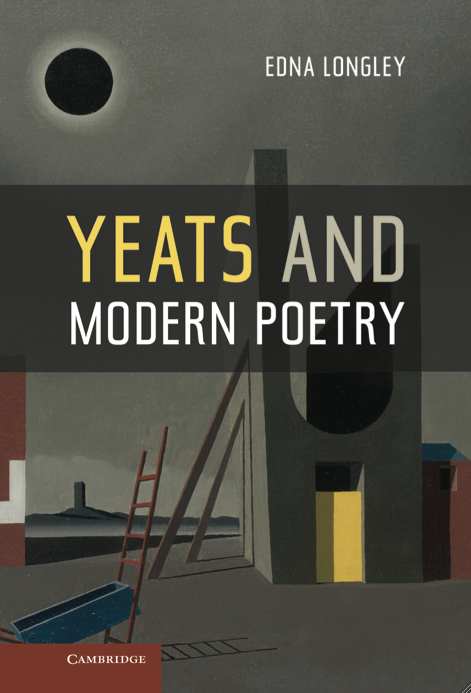 What Yeats Altered Articles Breac University Of Notre Dame