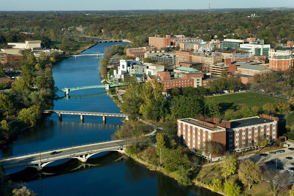 Iowa City River