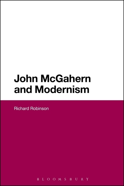 John Mcgahern And Modernism